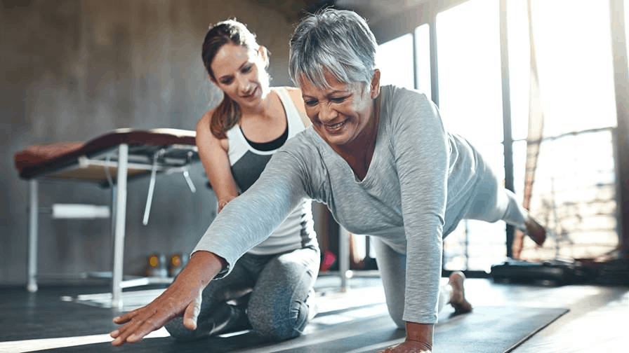 Physical Therapy and Pain Management